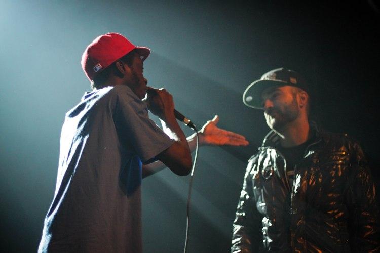 Fleyo VS Kame Lemake