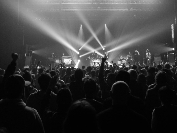 concert Keny Arkana - photo : Charlotte Prieu