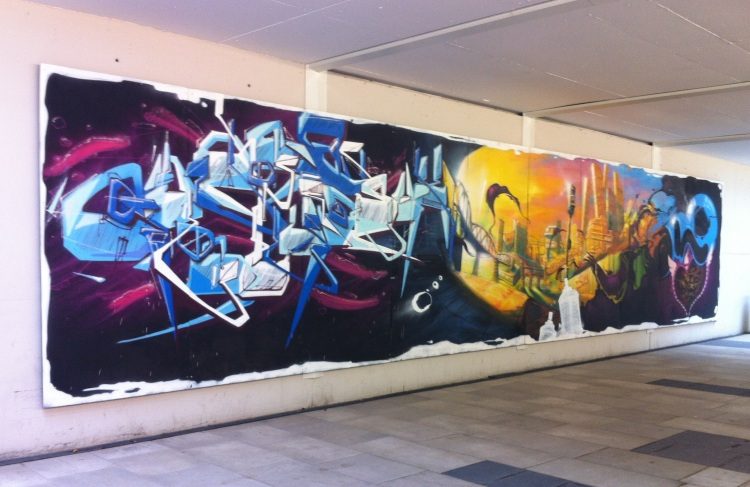 Fresque QUESA : SLY2