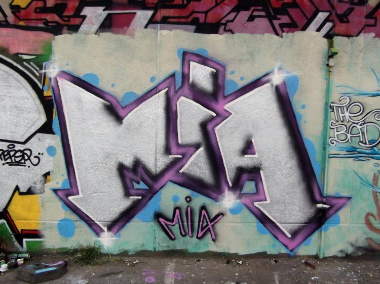 Graff MIA