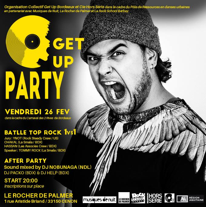GET UP PARTY